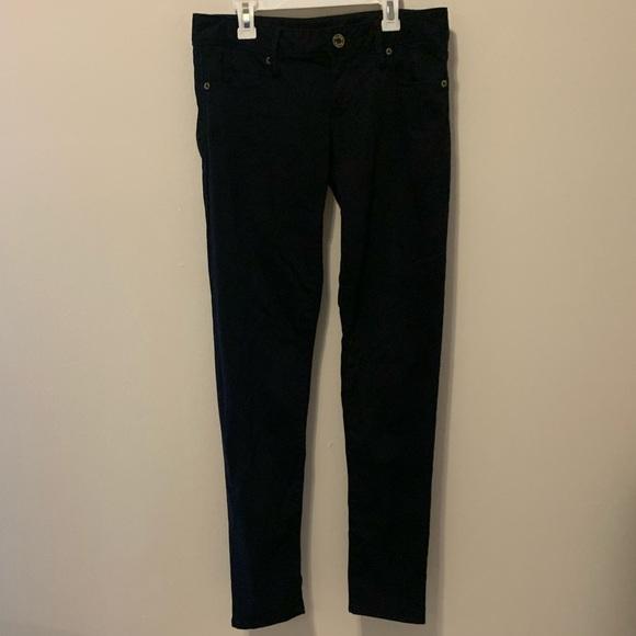 Lilly Pulitzer Worth Skinny Jeans - Black